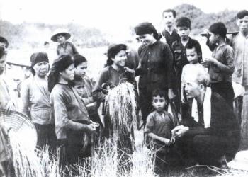 Hồ Chí Minh Lãnh tụ vĩ đại của Việt Nam tập 3