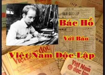 Bác Hồ với báo Việt Nam độc lập phần 3