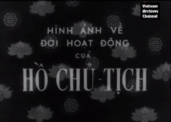 Hình ảnh về đời hoạt động của Hồ Chủ Tịch - phần 3