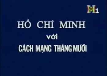 Hồ Chí Minh với cách mạng tháng 10 - phần 1