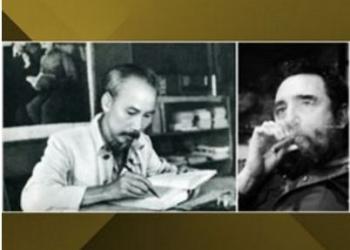 Hồ Chí Minh, Phidel Castro những sự tương đồng- phần 1