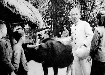 Phản biện tin xuyên tạc Hồ Chí Minh là người Tàu
