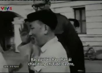 Hồ Chí Minh trong trái tim Nhân dân Cuba, phần 1