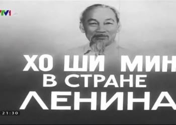 Phim tài liệu quý của Liên Xô về Bác Hồ- Hồ Chí Minh trên đất nước Lê nin phần 4